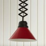 PBK Accordian Hanging Light