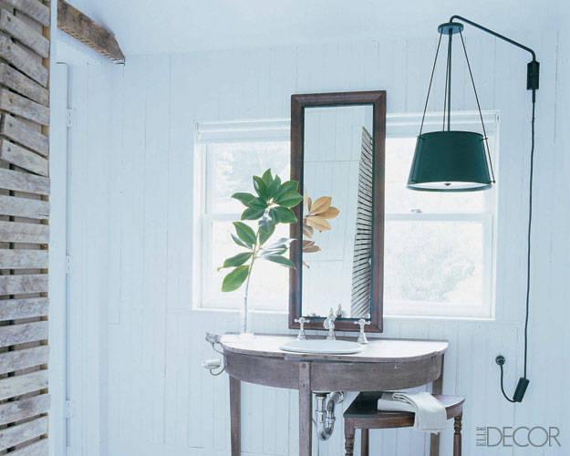 Designer: Darryl Carter, Photography: Simon Upton, As seen in Elle Decor