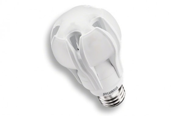 Sylvania's 100w Equivalent LED Light Bulb