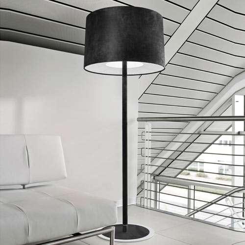 Velvet Floor Lamp ~$2,736