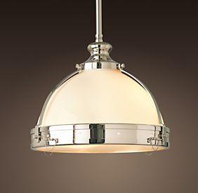 Clemson Pendant Light ~$359