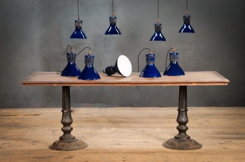 Vintage Metal Pendant Lights