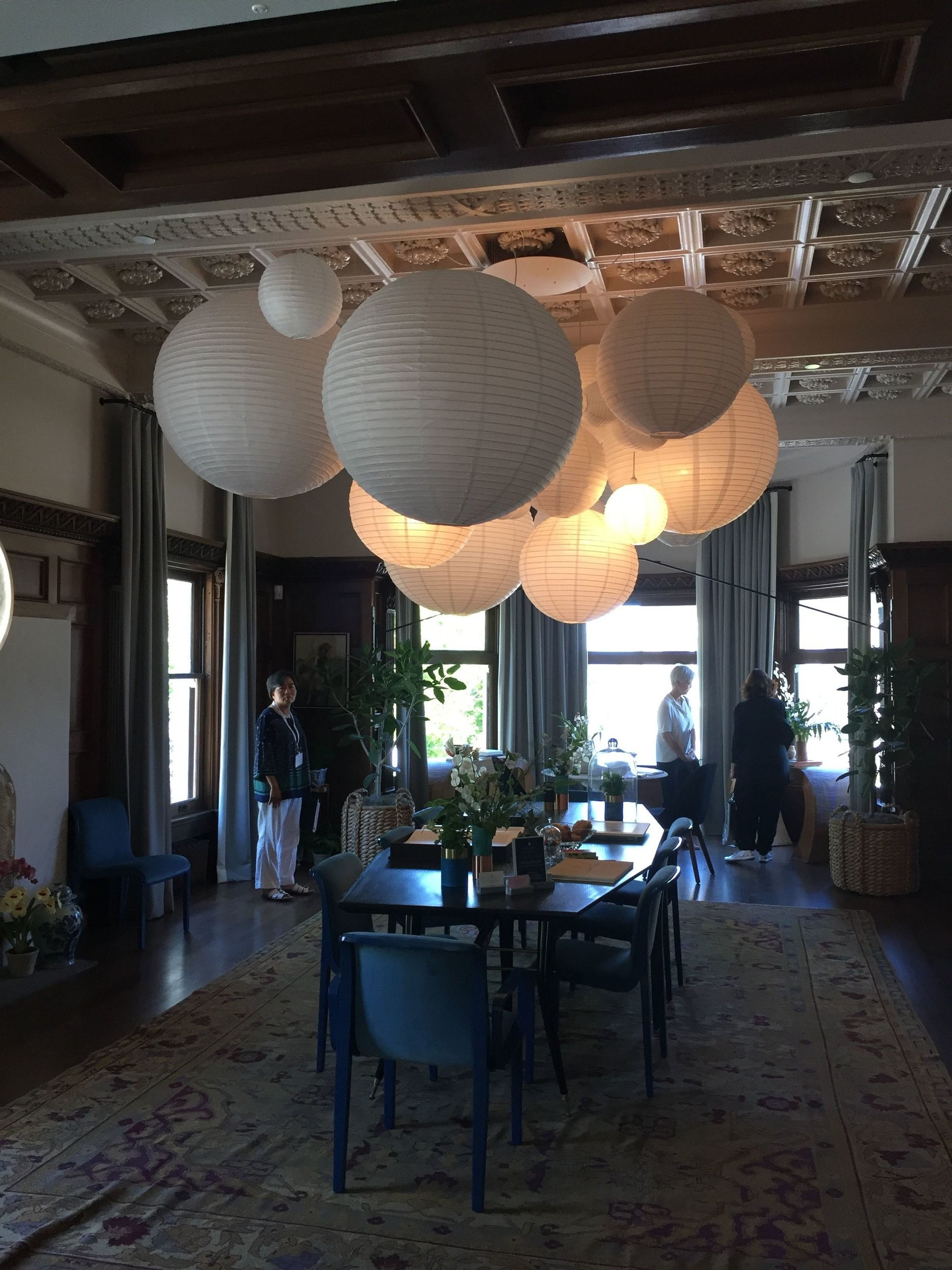 SF Decorator Showhouse Dining Room