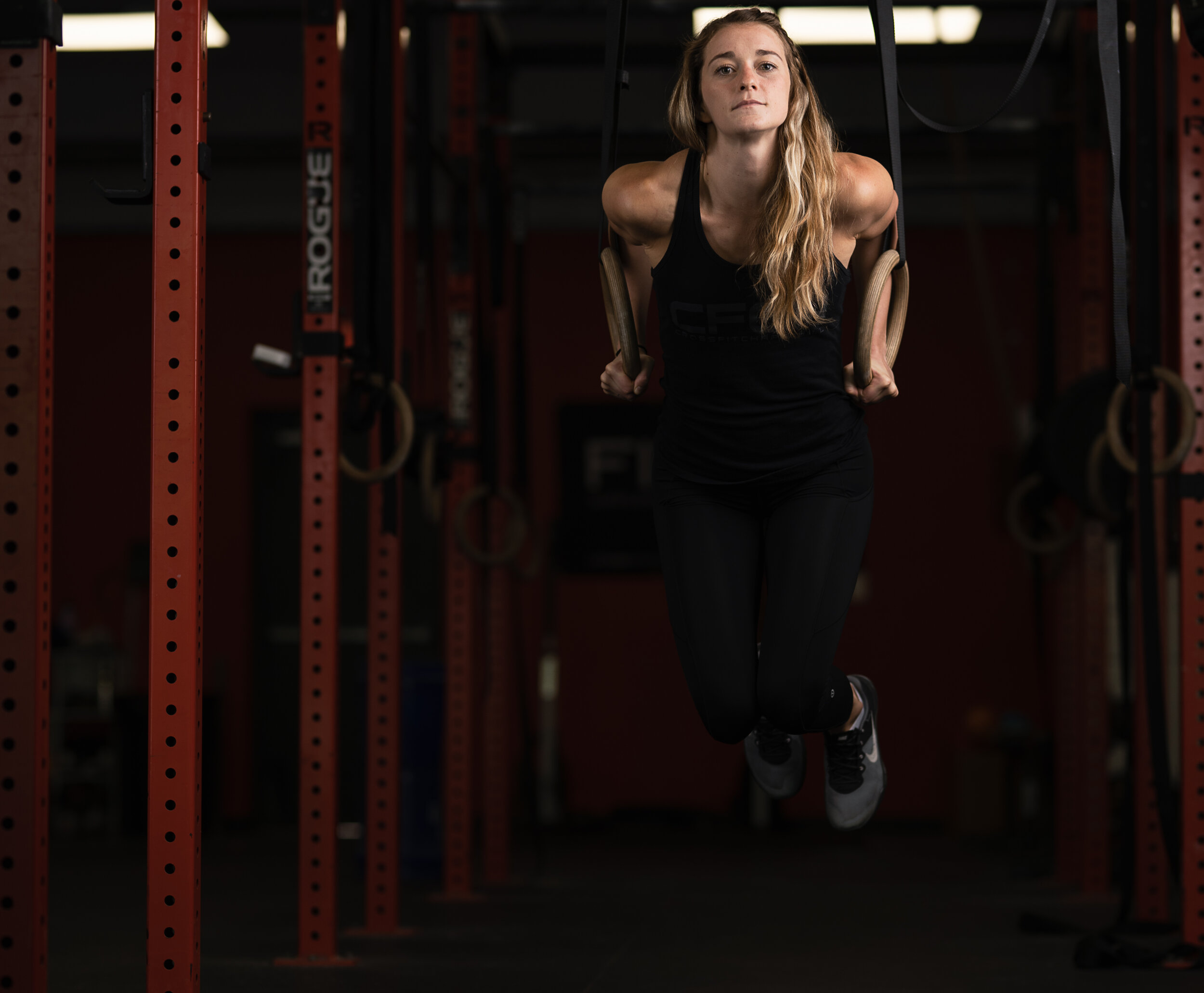 Kelsey Trimmer - - CoachCertificationsCrossFit Level 1 (CF-L1)