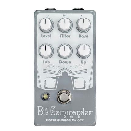 Bit Commander™  アナログギターシンセサイザー