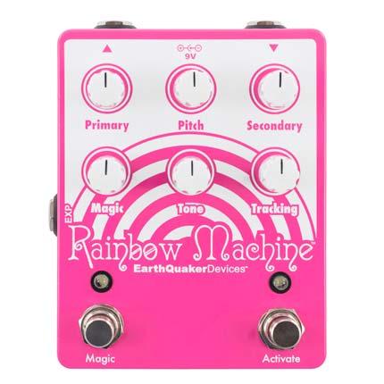 Rainbow Machine™  ポリフォニックピッチシフター