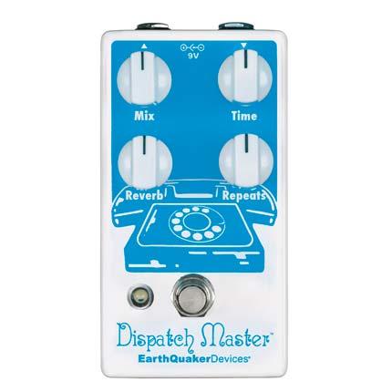 Dispatch Master™  デジタルディレイ&リバーブ