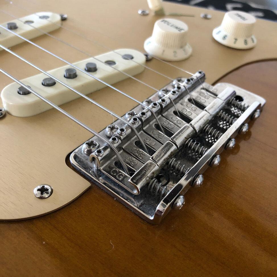 代用 ギター カポ