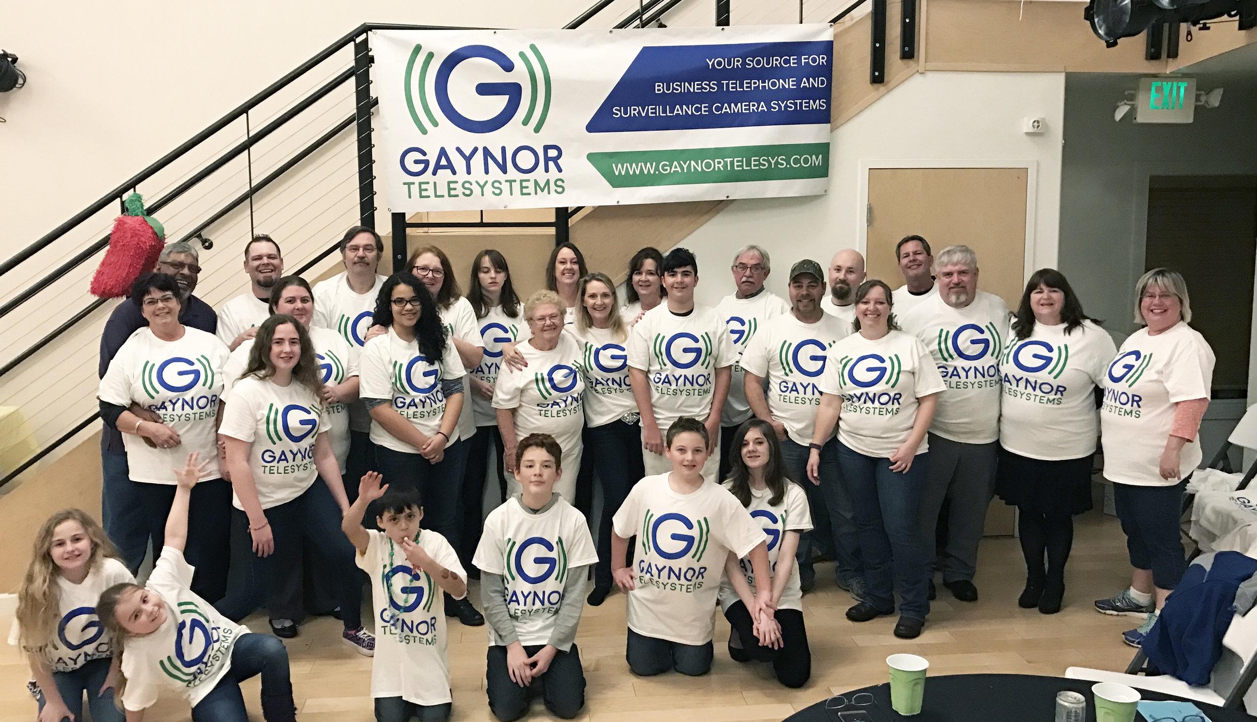 Gaynor team