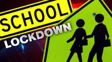 School Lockdown Logo