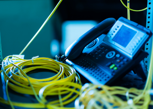 phone systems and cables
