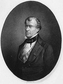 John Pendleton Kennedy   Source: Wikipedia