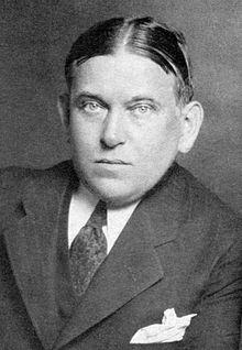 Henry Louis Mencken   Source: Wikipedia