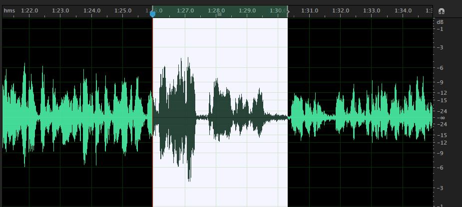 Audio Edit