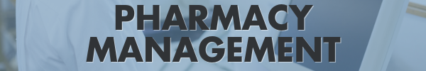 Pharmacy Management Assistance - We provide effective solutions for health system pharmacies and community pharmacies. From implementing management tools to streamline your pharmacy to finding the right managerial team for your company, we have customizable programs to fit your needs. Learn More
