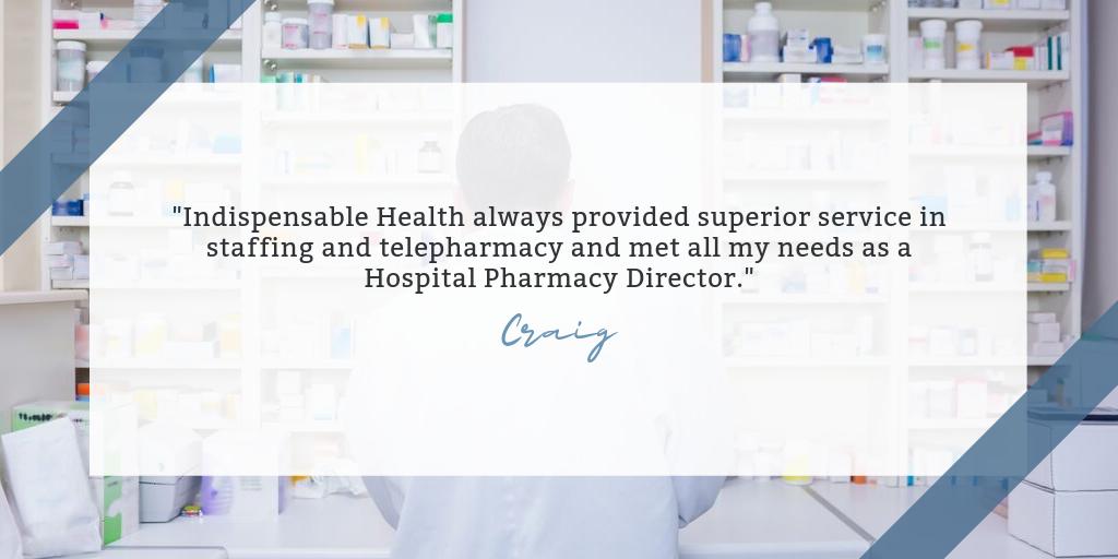 Indispensable Health Testimonial - Craig