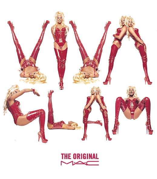 M.A.C VIVA Glam 25th Anniversary