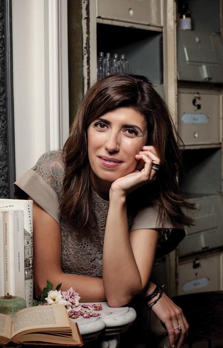 Atelier Cologne Co-Founder Sylvie Ganter