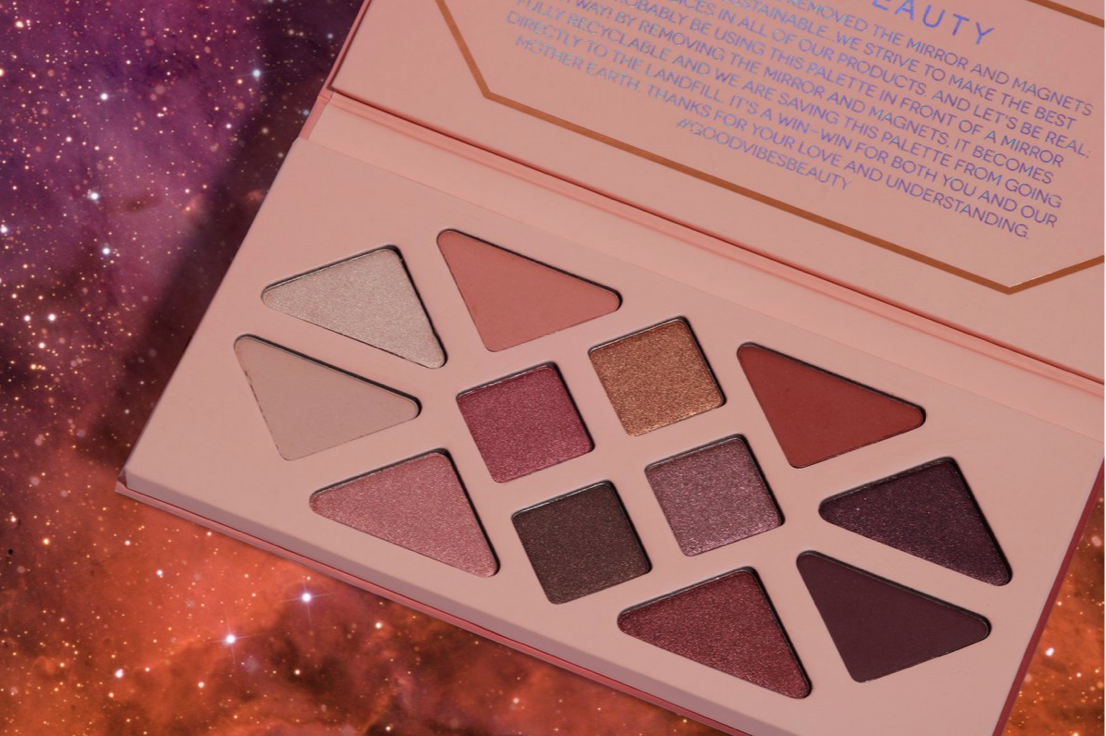 Aether Beauty's New Summer Solstice Palette, On Sale April 22 (Earth Day)