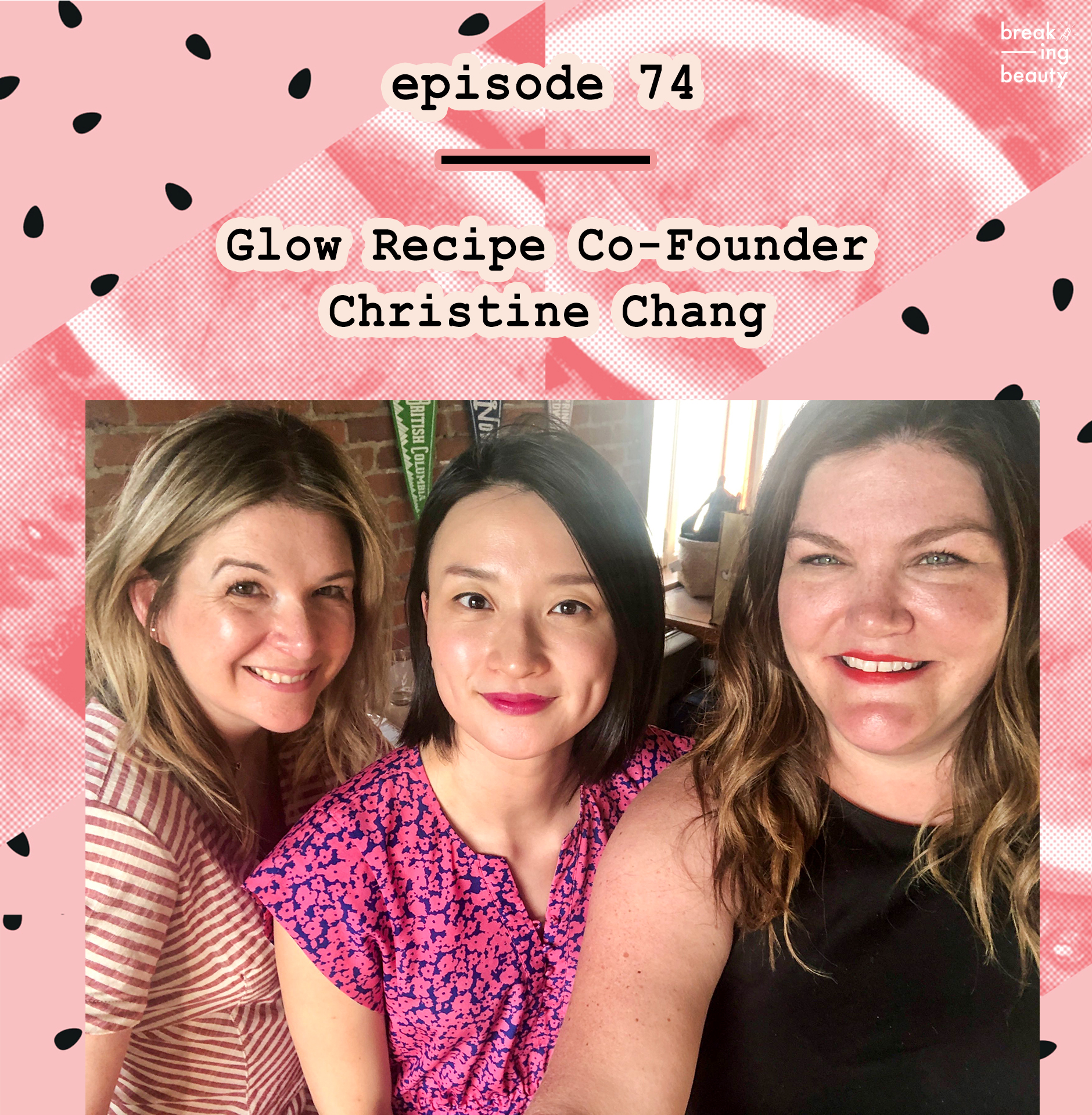 glow recipe co founder christine change
