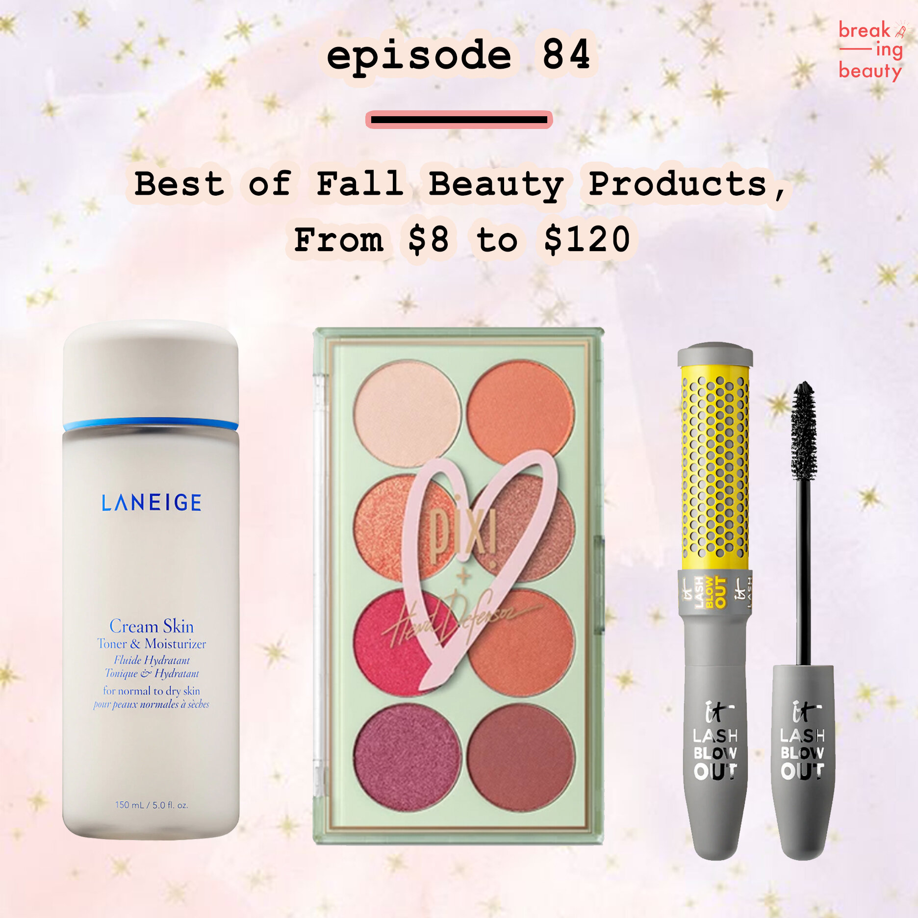 Fall 2019 best beauty buys
