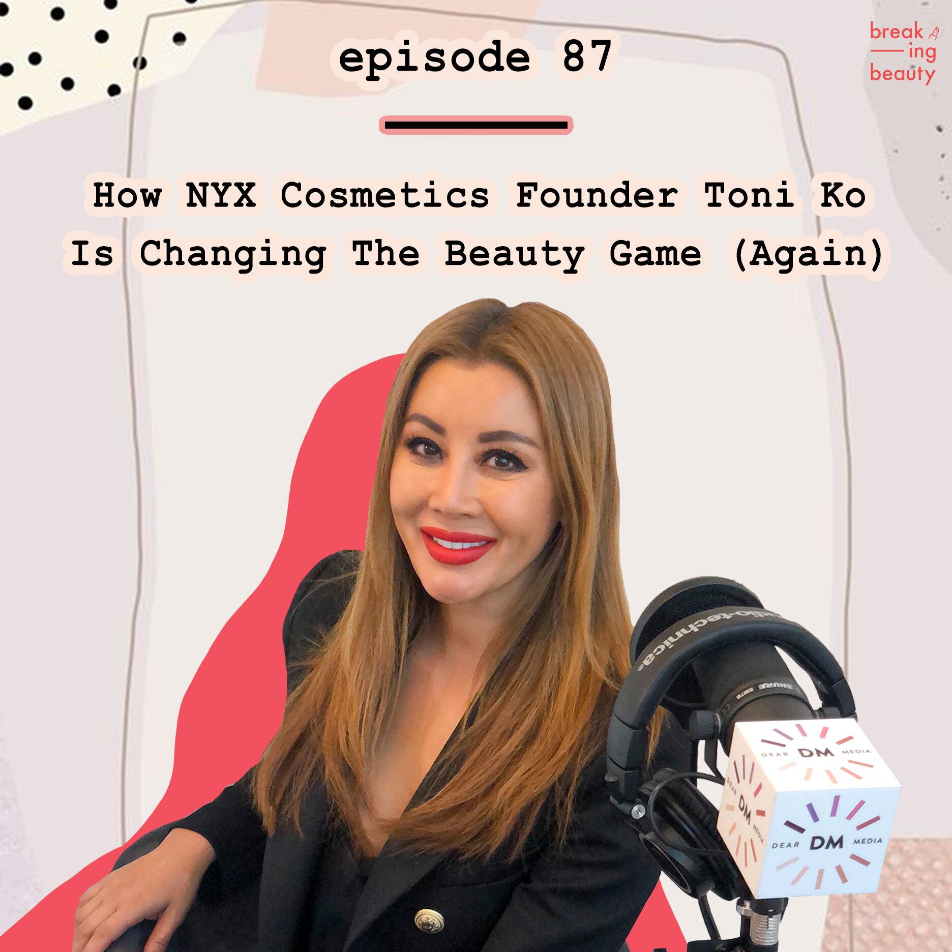 Toni Ko NYX COsmetics Kim Chi Chic Beauty