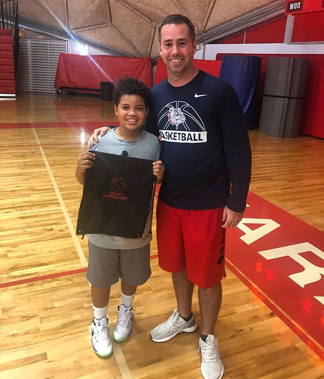"""CAMPER OF THE DAY: Judah V. 