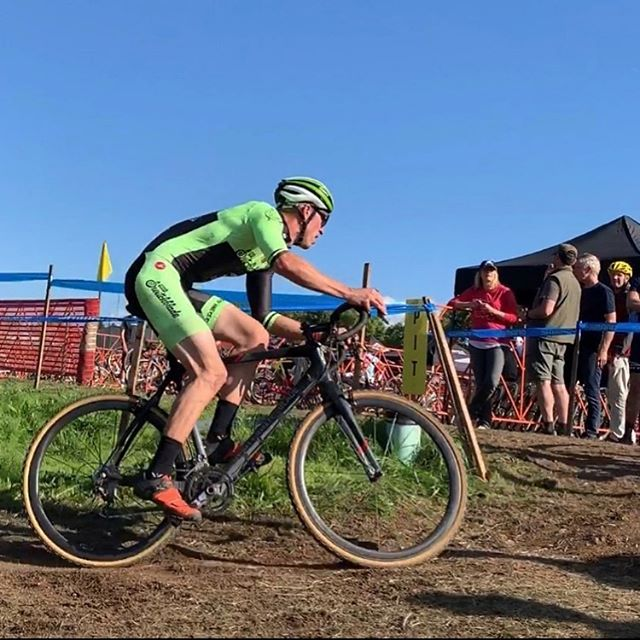 Don't call it a comeback! @krausemeister is about this CX life.