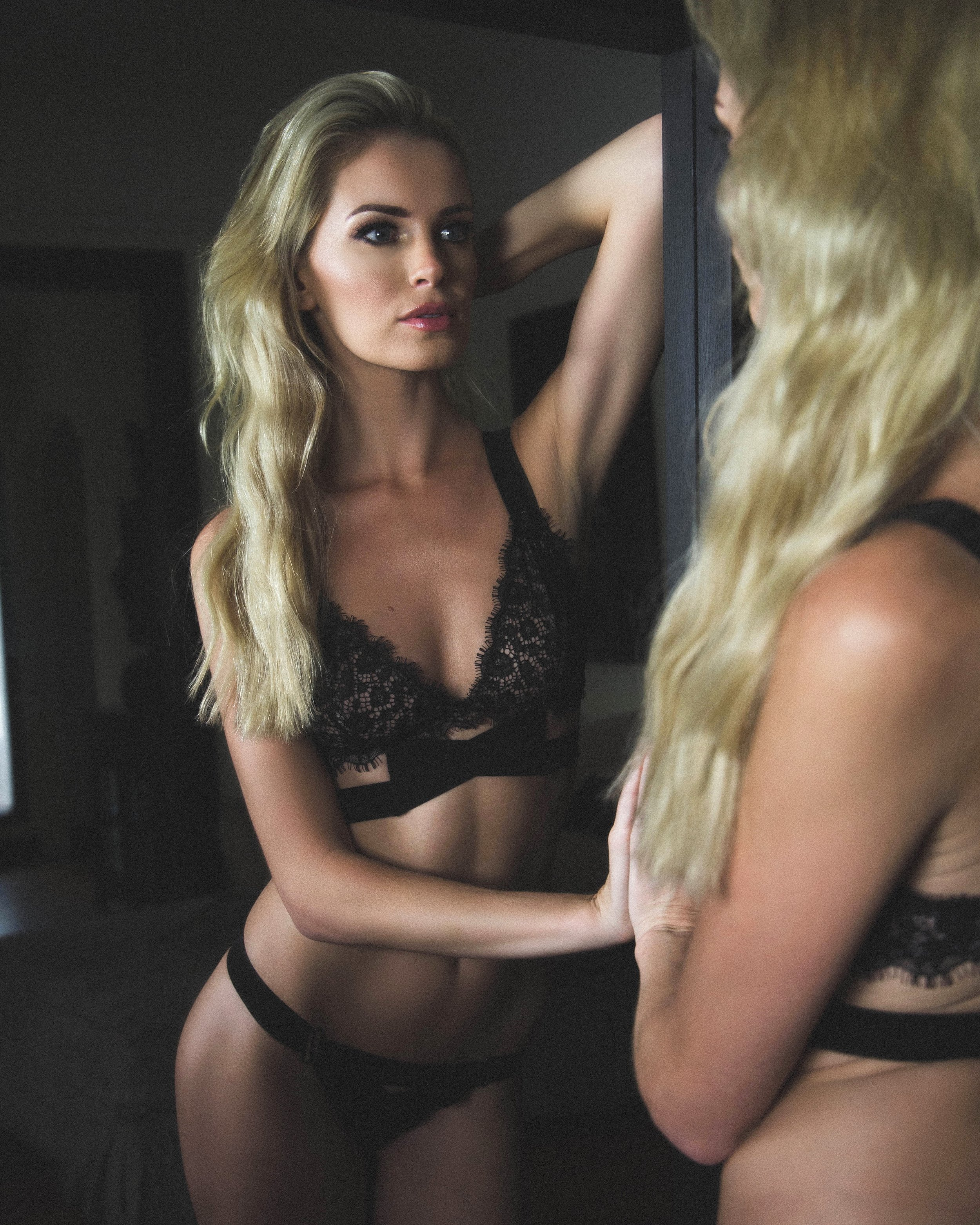 One Model Mission's Katy Johnson