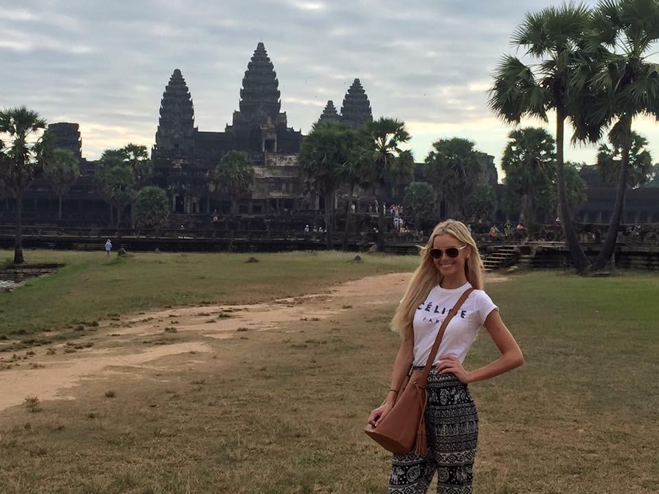 Travel Blogger Katy Johnson in Malaysia