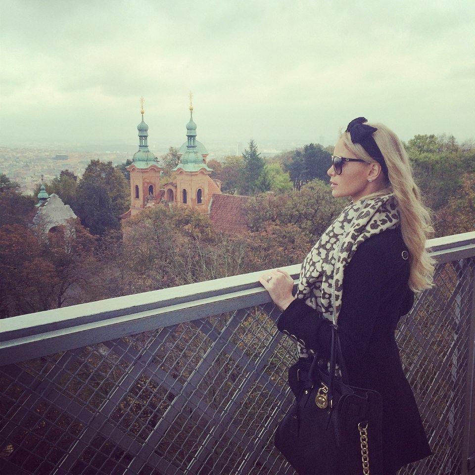 Travel Blogger Katy Johnson