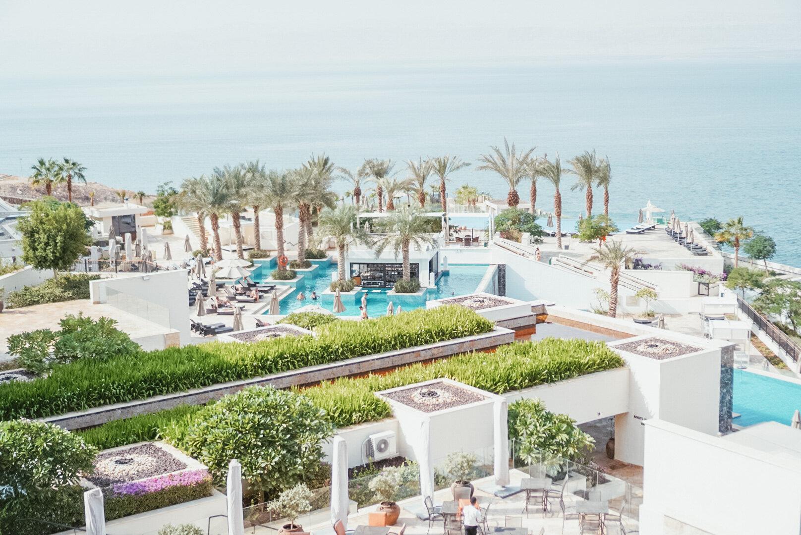 The Hilton Dead Sea Resort