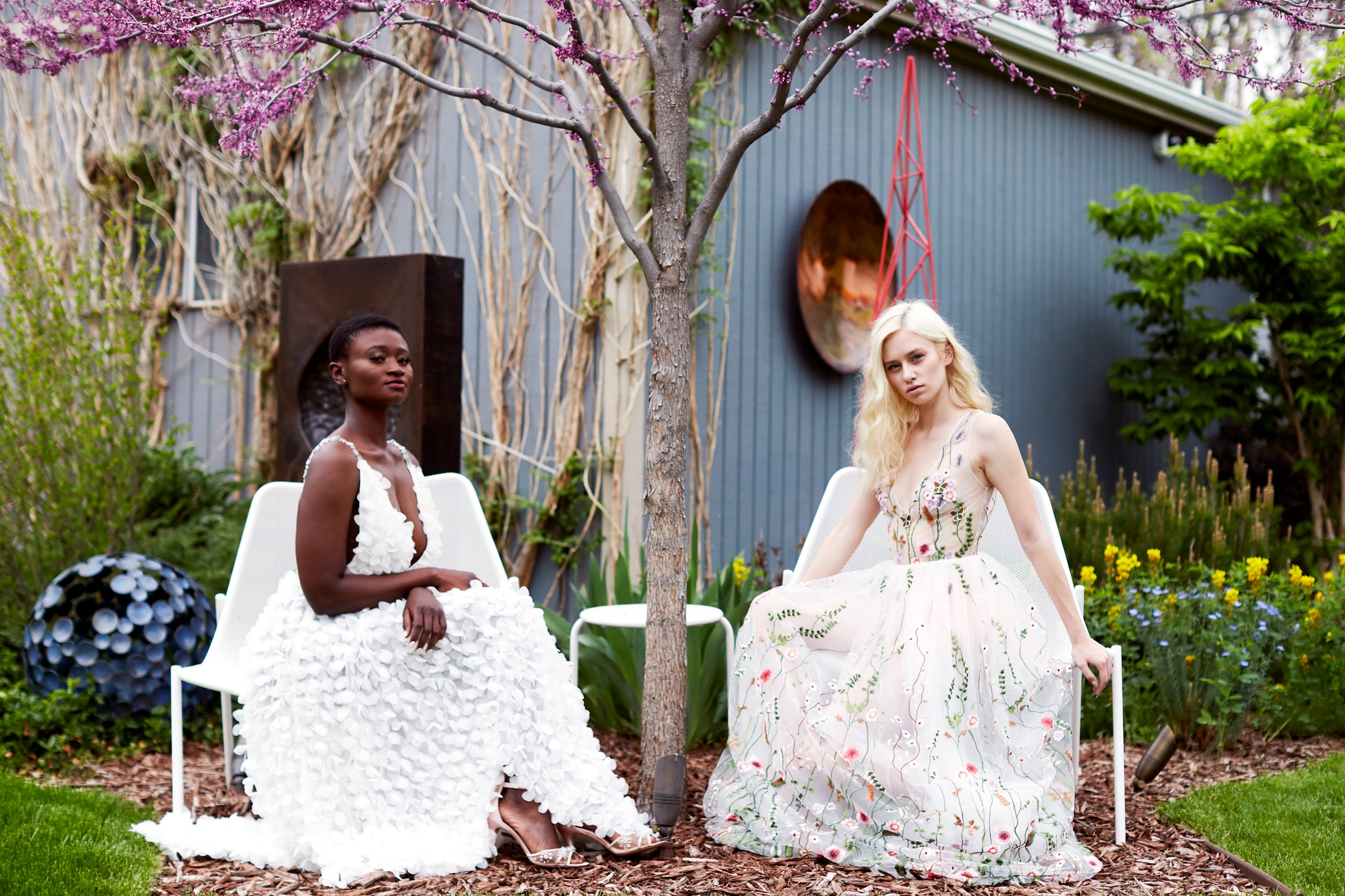 """303Magazine.com - May 2018""""In 2017, Allison Nicole Designs was born. The collection specializes in bridal, evening and red-carpet gowns with an elegant…"""""""