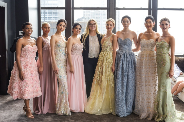"""LensFeatureWriter.com - October 2018""""Allison Nicole Designs specializes in bridal and eveningwear for women of all shapes and sizes, plus professional alteration services. Since 2017, the company has also participated in…"""""""