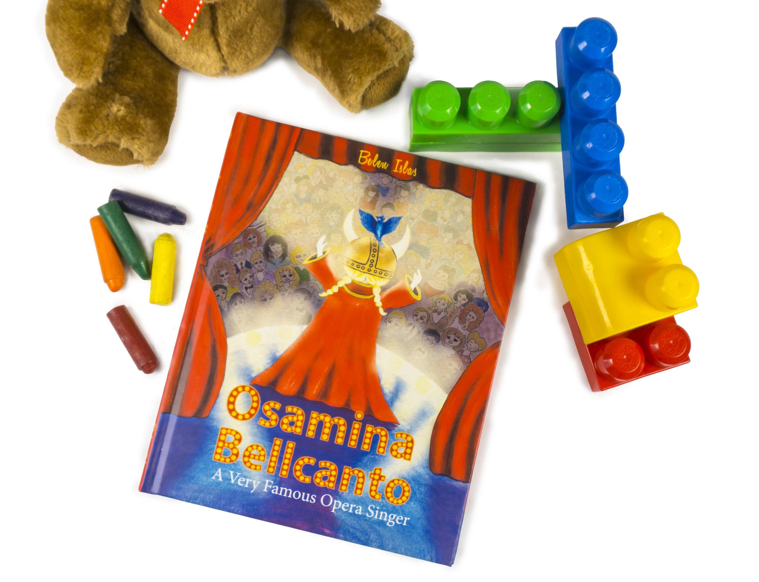 Osamina Bellcanto Book