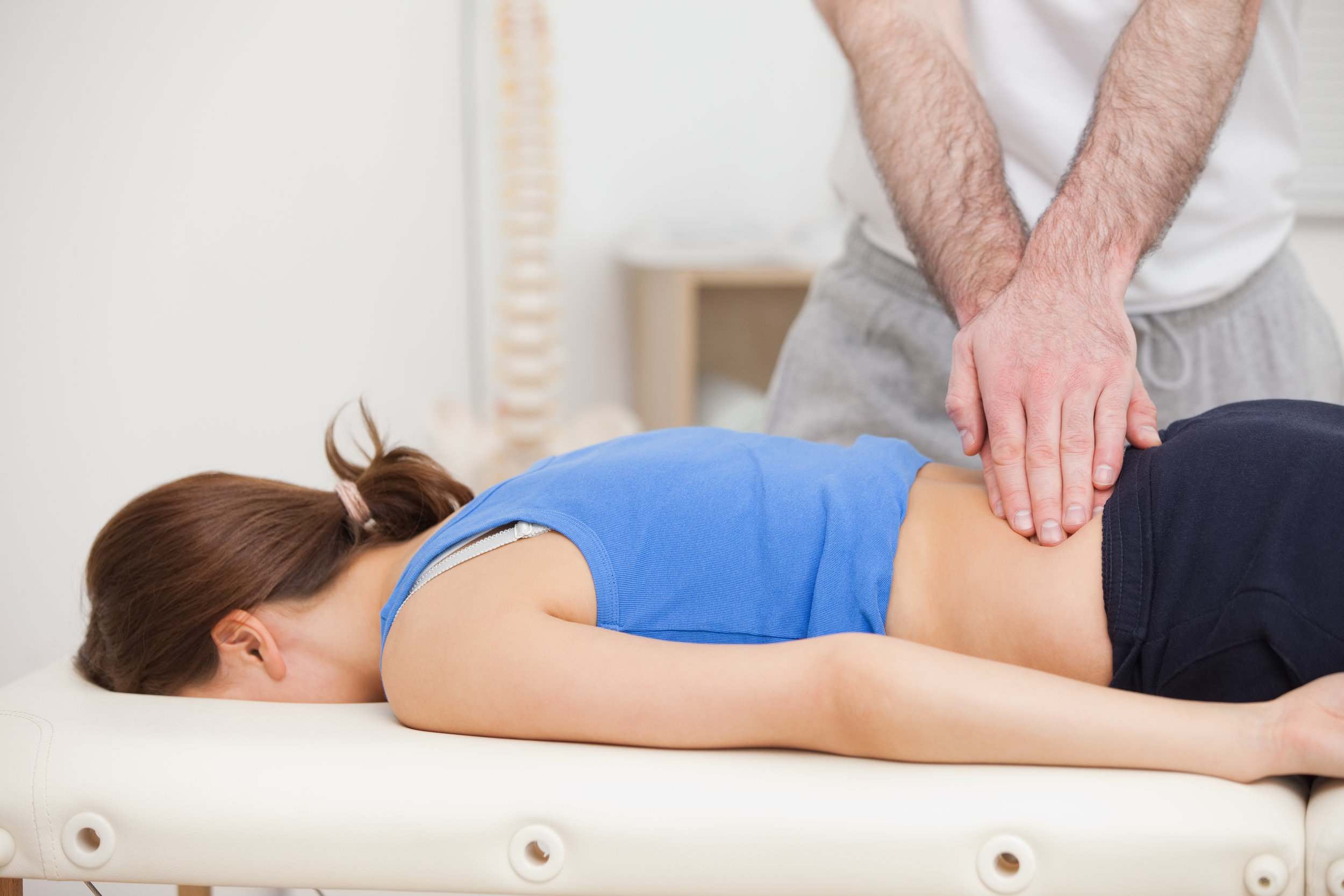 Visceral Osteopathy -