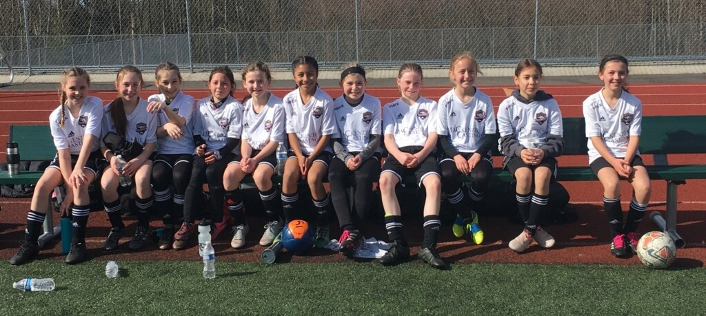 Pilchuck Soccer Alliance FORCE '08 Girls 2018/2019