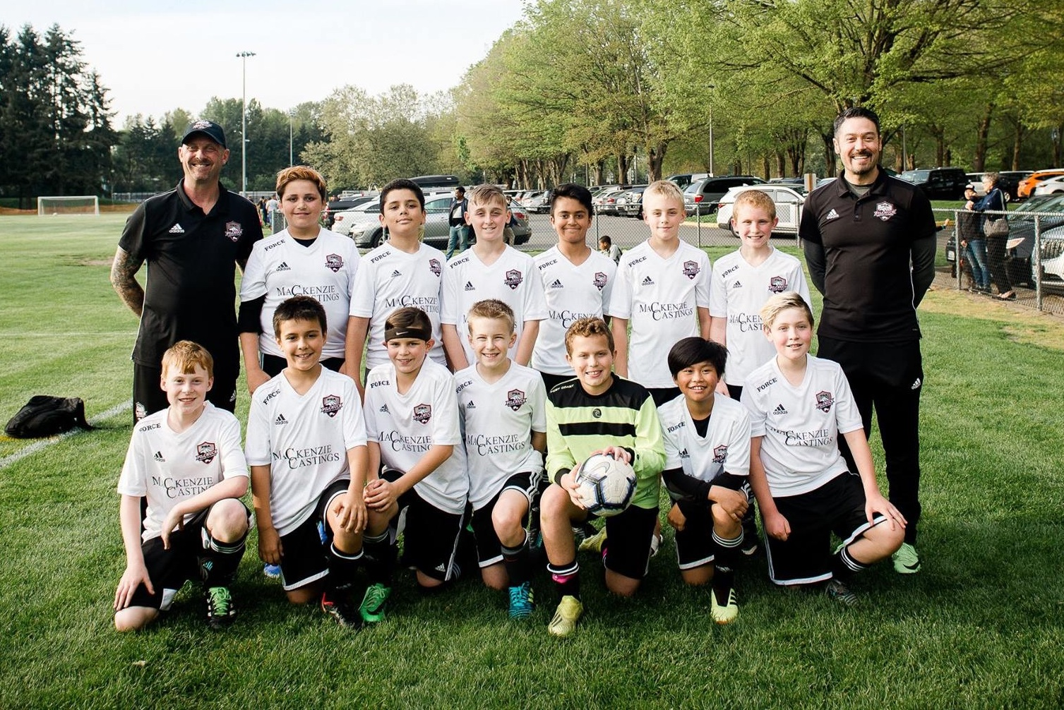 Pilchuck Soccer Alliance FORCE '07 Boys 2018/2019 at Puget Sound Premier League Washington Cup