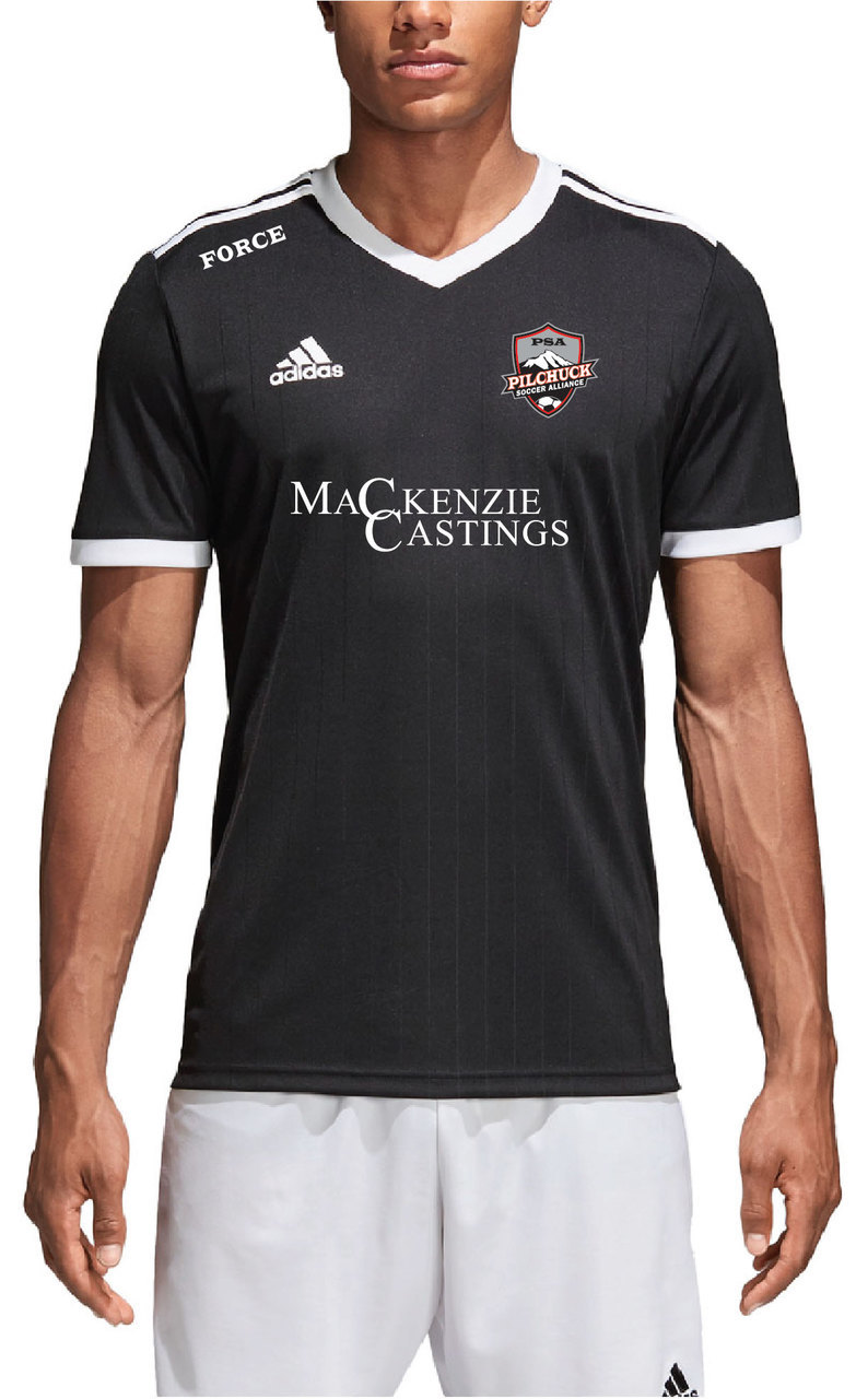 Mens/Youth Black Jersey