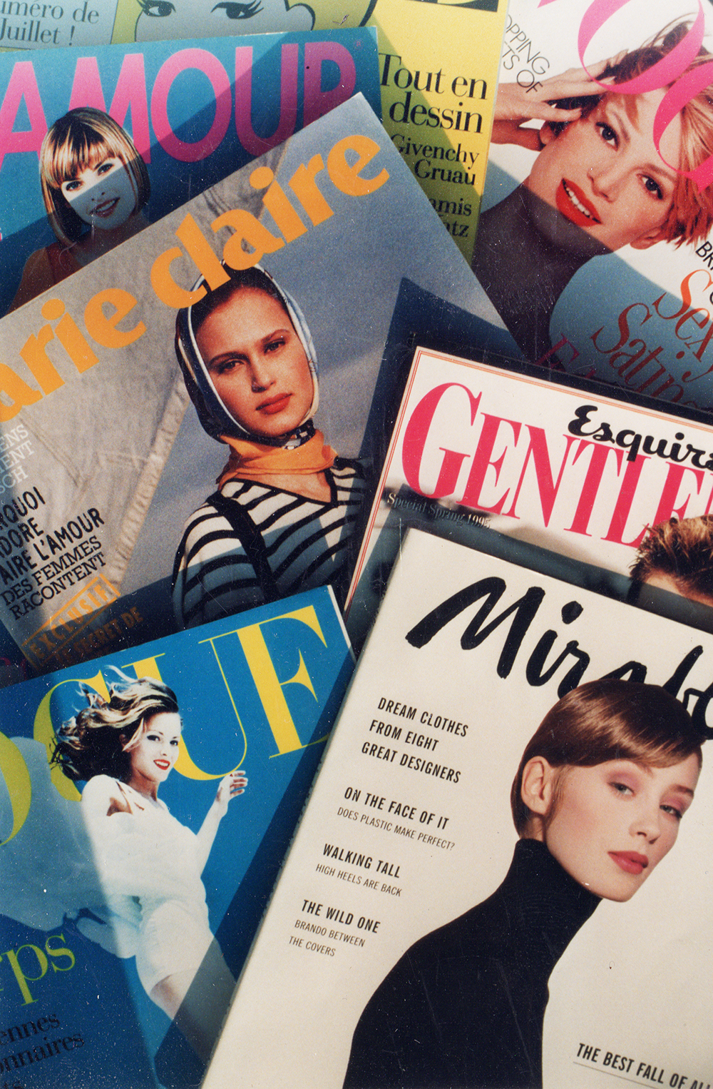 The cream of the cream of fashion magazines