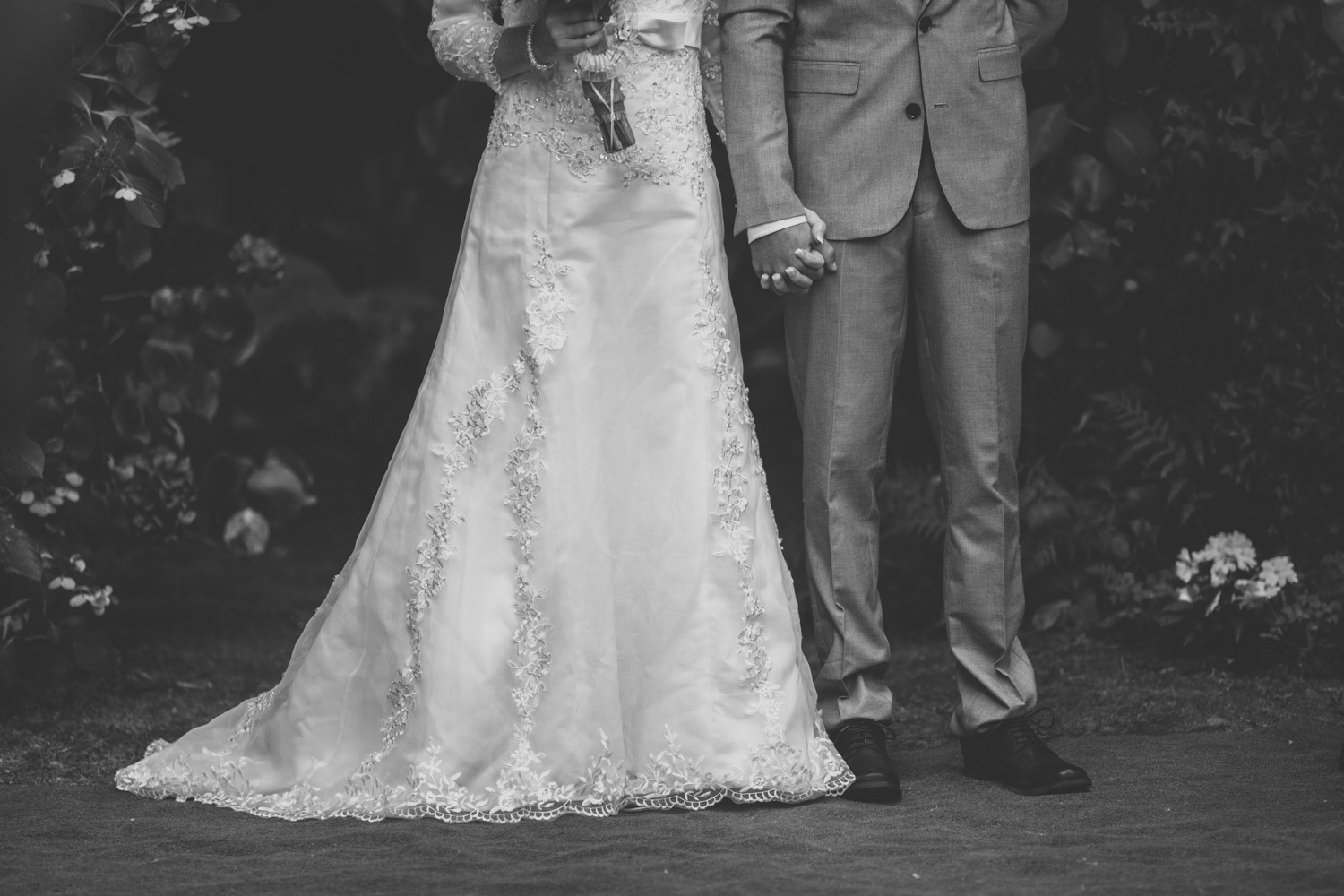 FOR OUR CLIENTS - It is the little moments that make your wedding uniquely yours. A secret smile, a moment of reflection, a brush of the hand or a stolen kiss. My goal is to capture those raw and beautiful moments through candid and natural documentary style storytelling.