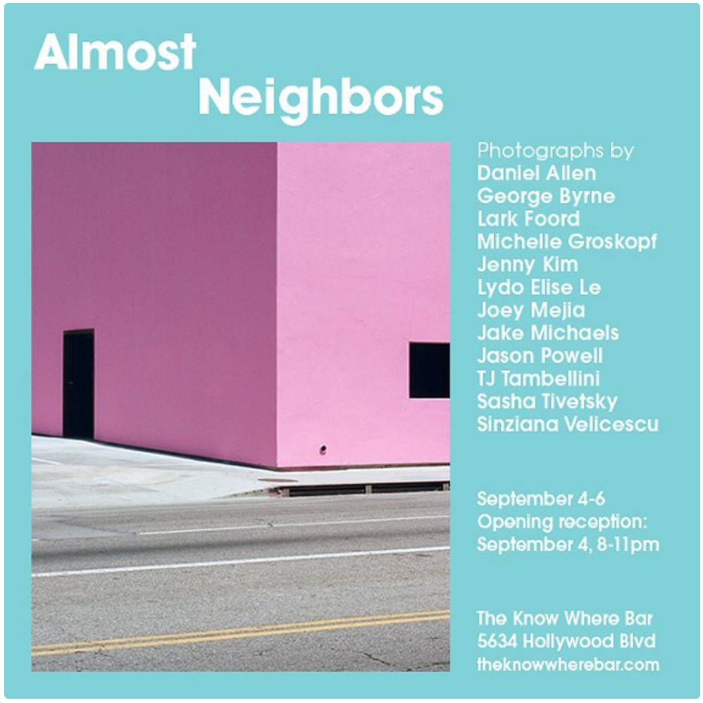 Almost Neighbors a Group Show