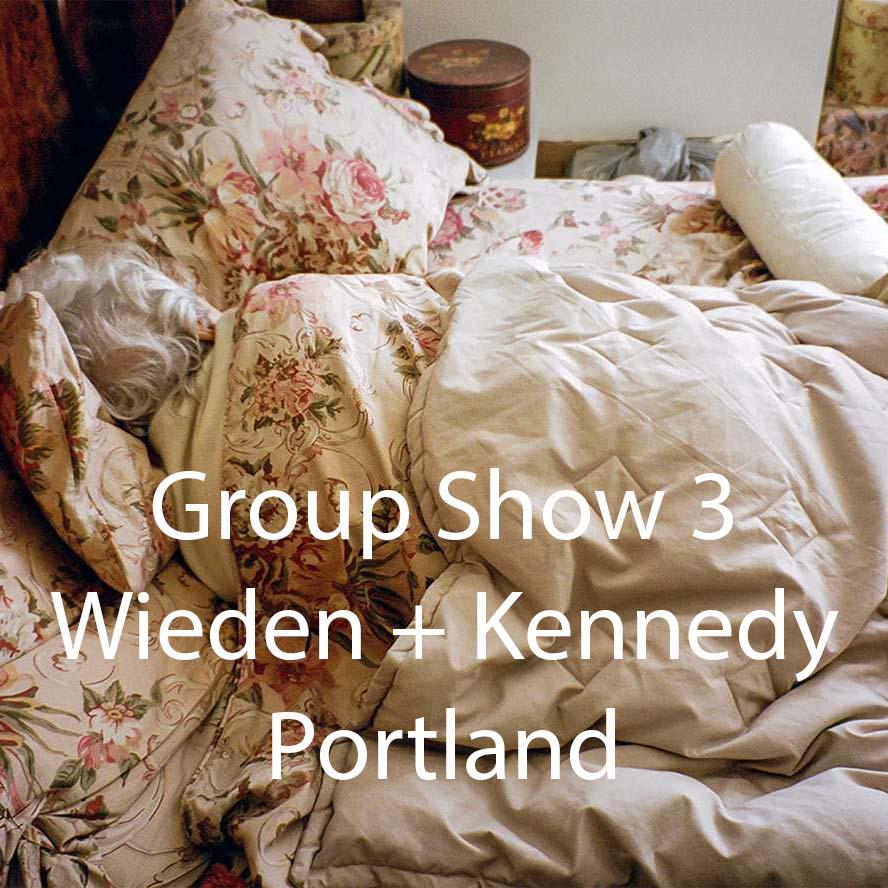 Wieden + Kennedy Group Show3