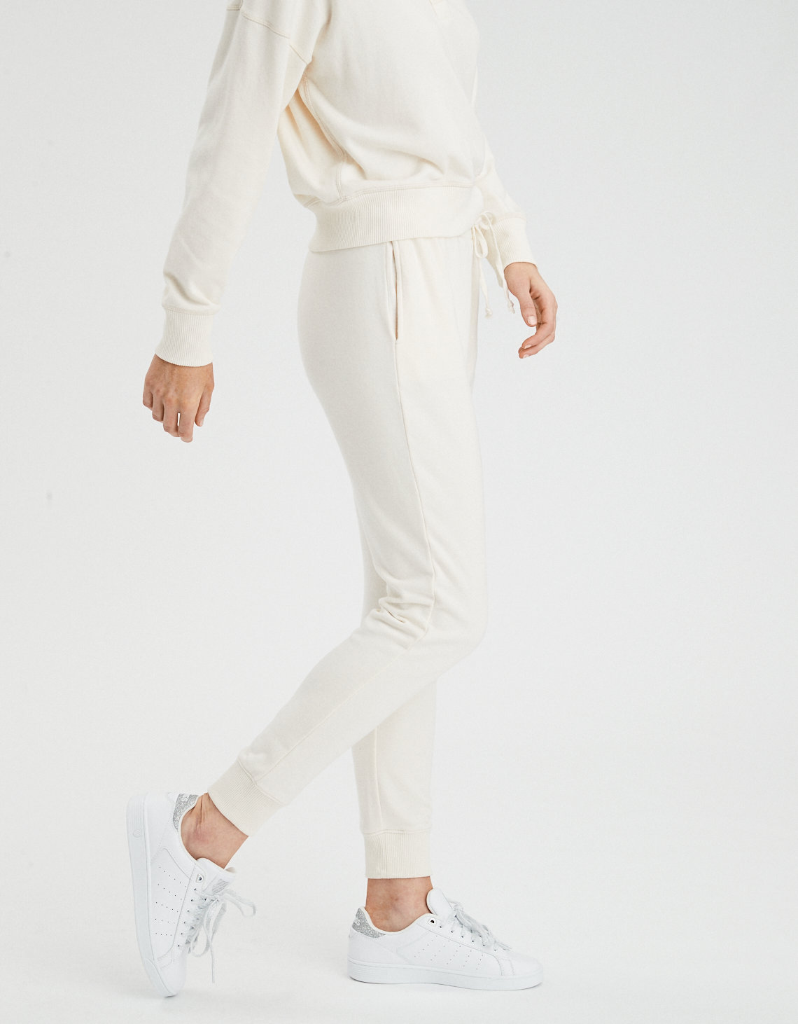 so cute + comfy! The cream color is also something different.