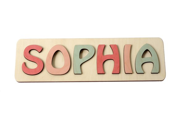 I linked the etsy shop that I think has the cutest name puzzles!