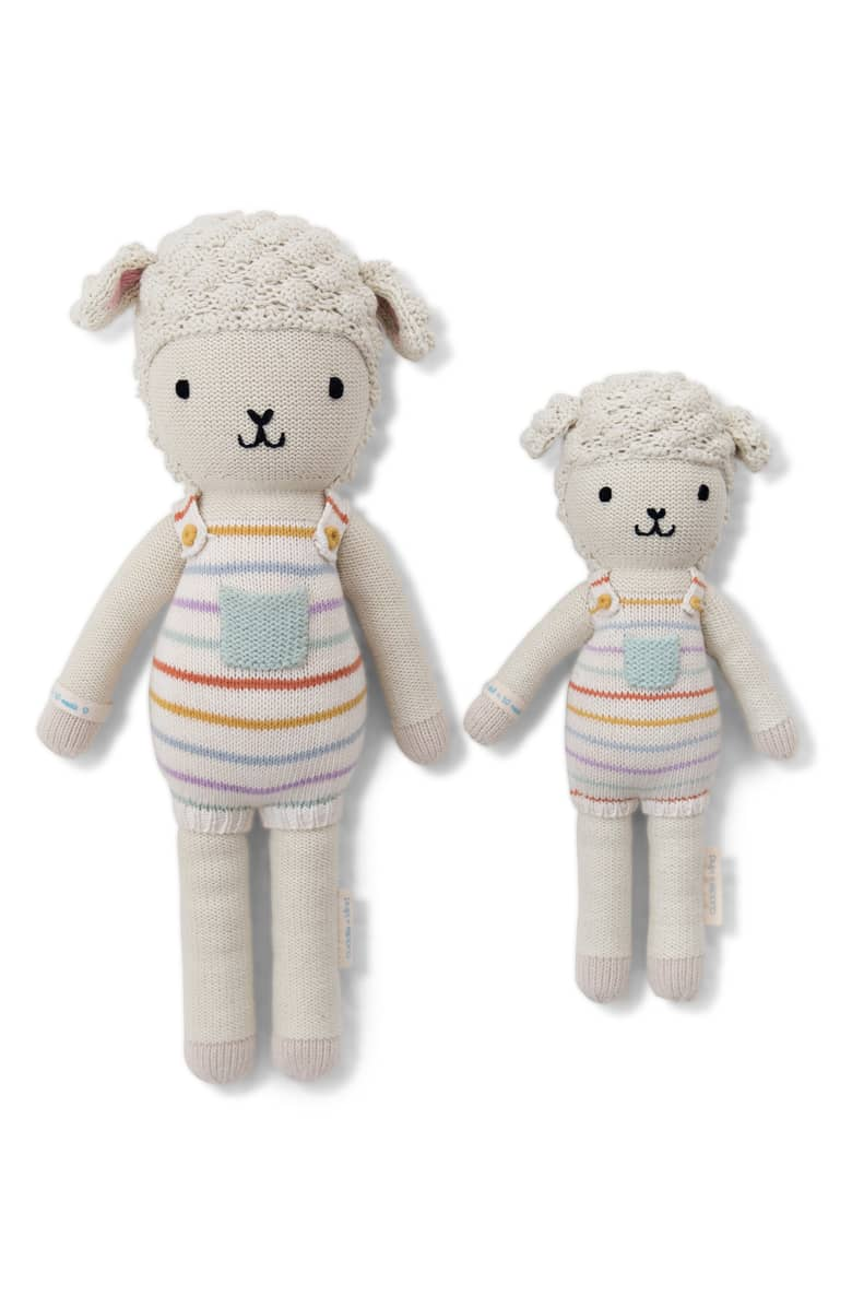 These cuddle + kind dolls are too sweet.