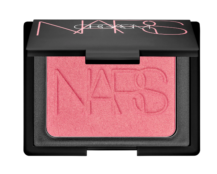 B L U S H - I've been using this blush forever! It's my all time favorite. It has the perfect shimmer to it.