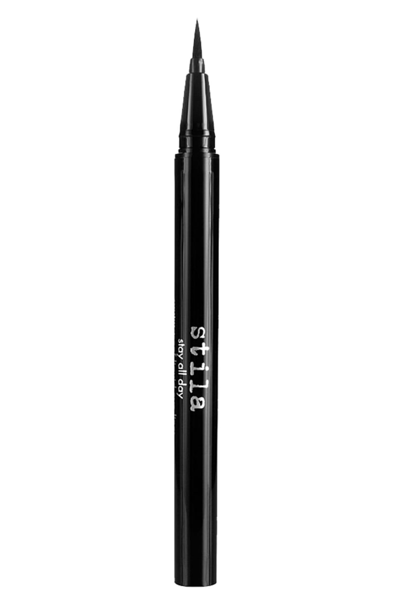 E Y E L I N E R - This is such a great eyeliner. You don't even need a super steady hand to apply this.