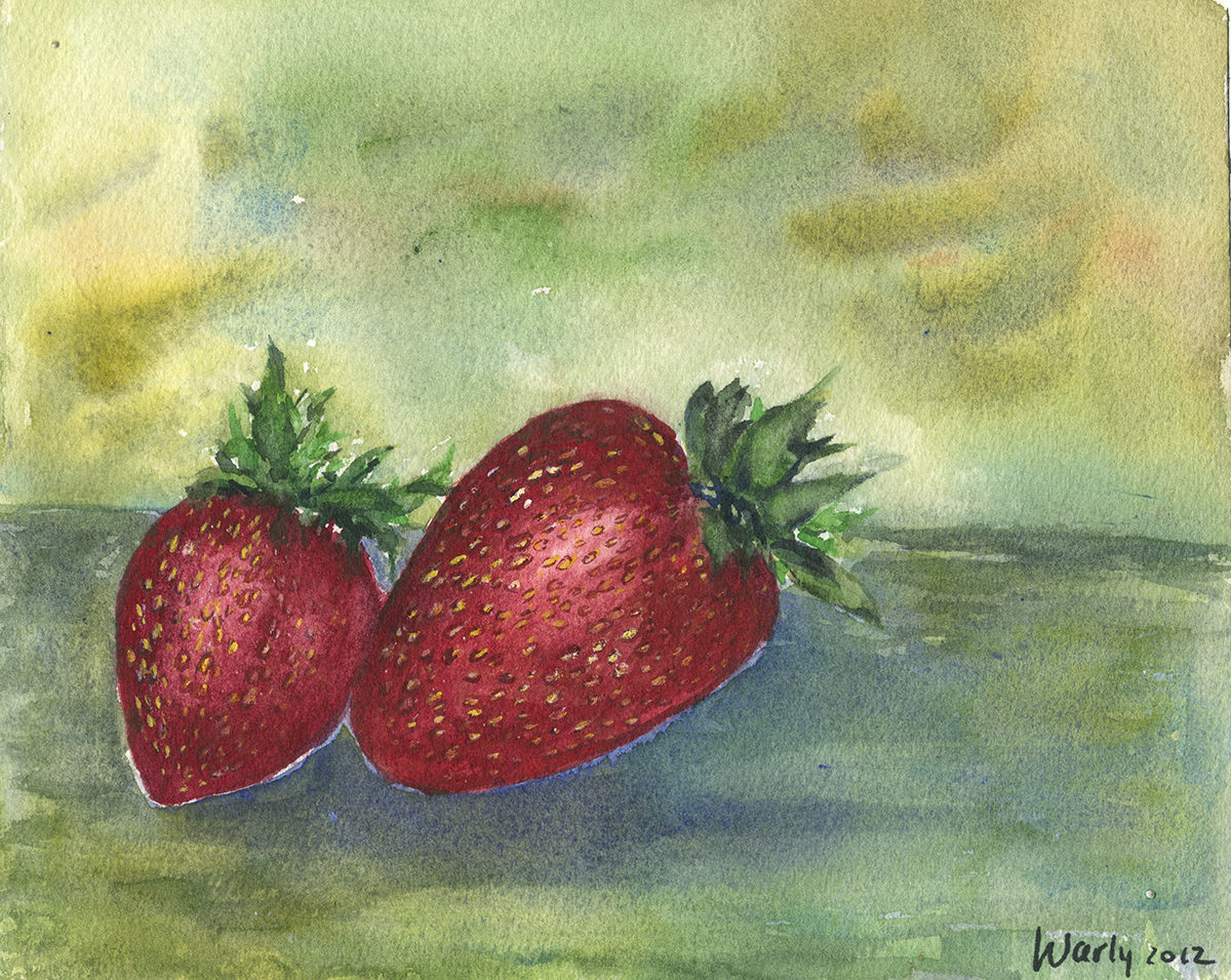 Strawberry Thoughts