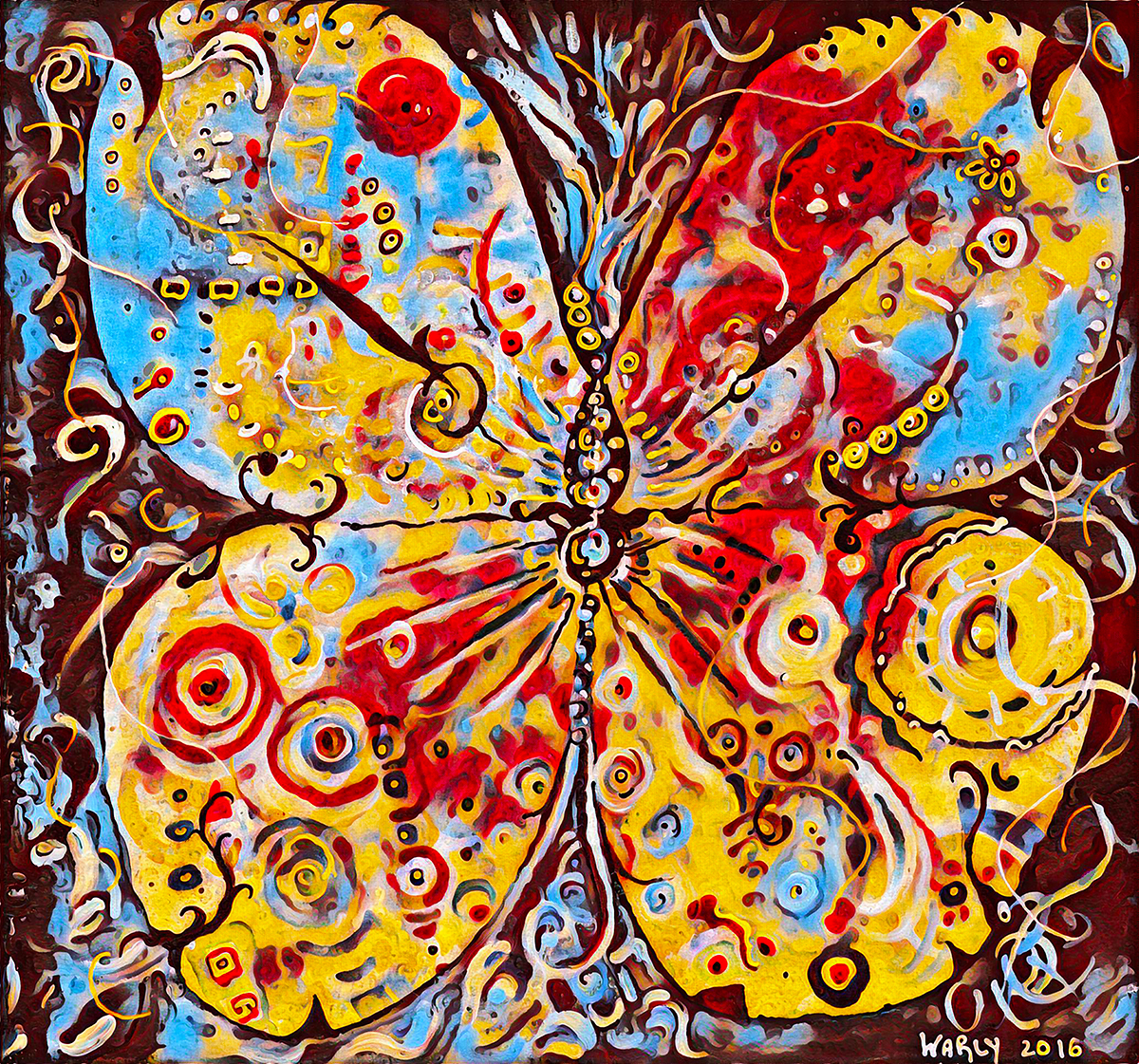 Butterfly Magic 3